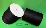 1mm Waxed cotton SDWXCT-01-SDL BLK 1000m